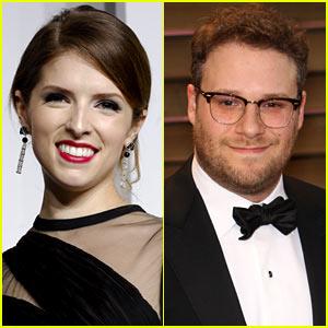 Anna Kendrick & Seth Rogen Both Hosting 'Saturday Night Live' in April!