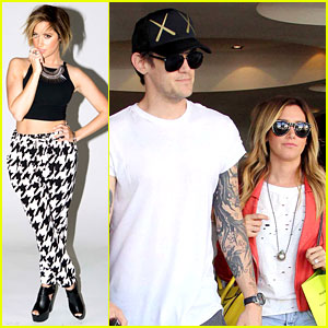 Ashley Tisdale's Style in Three Words: 'Anything Can Happen!'