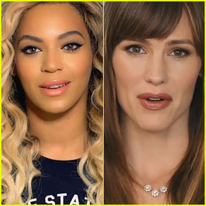 Beyonce & Jennifer Garner Empower Young Women in 'Ban Bossy' PSA - Watch Now!