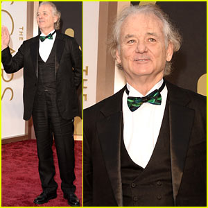 Bill Murray - Oscars 2014 Red Carpet