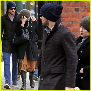 Blake Lively Gets Picked Up from the Spa by Ryan Reynolds!