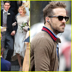 Blake Lively Says 'I Do' to a New Man (For Her Upcoming Film 'Age of Adaline'!)