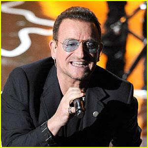 Bono & U2 Perform 'Ordinary Love' at Oscars 2014! (VIDEO)