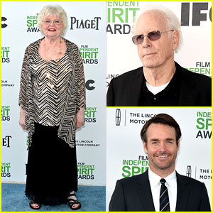 Bruce Dern & June Squibb: 'Nebraska' at Spirit Awards 2014!