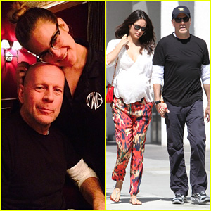 Bruce Willis Celebrates 59th Birthday with Tallulah and Pregnant Wife Emma Heming!