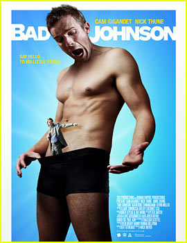 Cam Gigandet: Shirtless in His Boxer Briefs for 'Bad Johnson' Poster!