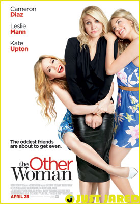 Cameron Diaz Gets Silly with Kate Upton & Leslie Mann on 'The Other Woman' Poster (Exclusive)