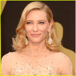 Cate Blanchett WINS Best Actress at Oscars 2014!