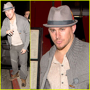 Channing Tatum Makes Daughter Everly Laugh Harder & Smile Bigger Than Anyone Else!