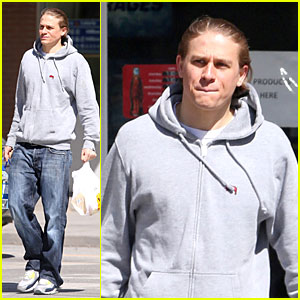 Charlie Hunnam Looks Unrecognizable Without His Trademark Scruff!