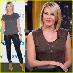 Chelsea Handler Promotes Her New Book on the 'Tonight Show'!