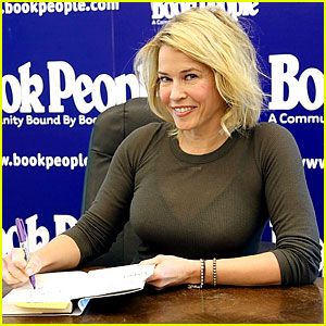 Chelsea Handler Signs Books After Talk Show Ending News