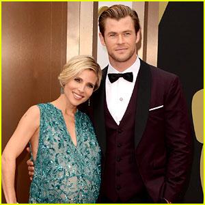 Chris Hemsworth & Wife Elsa Pataky Welcome Twin Babies!