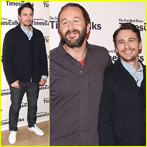 Chris O'Dowd Jokes About Broadway Sex with James Franco!