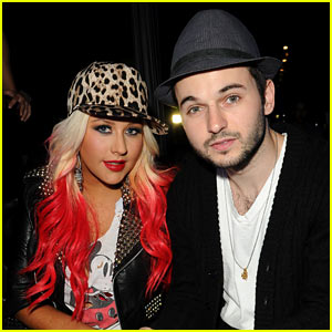 Christina Aguilera: Expecting Baby Girl with Fiance Matthew Rutler!