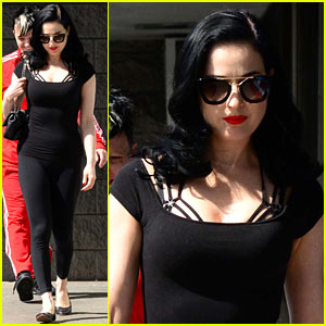 Dita Von Teese Shares the Secrets to Feeling Sexy Every Day!