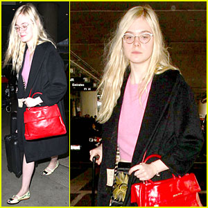 Elle Fanning Blames Busy Schedule For Not Learning How to Drive