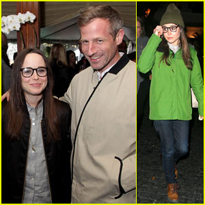 Ellen Page: 'Spike Jonze is in Love with His Phone' | Ellen