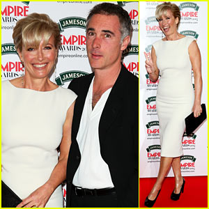 Emma Thompson Goes for the Gold at Jameson Empire Awards 2014