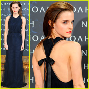 Emma Watson Begins 'Noah' Press Tour, Premieres Film in Berlin!