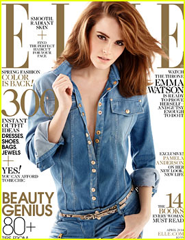 Emma Watson Tells 'Elle' She's 'So Jealous' of Certain Actresses - Find Out Why!