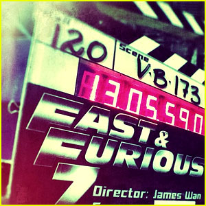 'Fast & Furious 7' Resumes Filming 4 Months After Paul Walker's Tragic Death