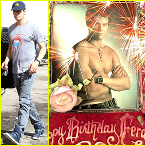 Fergie's Birthday Cake Featured Shirtless & Hunky Josh Duhamel!