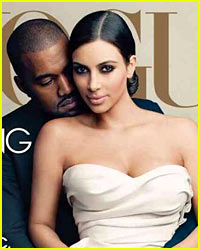 Five Things We Learned from Kim Kardashian & Kanye West's 'Vogue' Cover