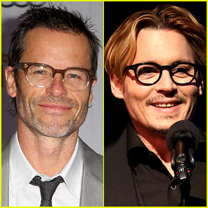 Guy Pearce Playing Johnny Depp's Brother in 'Black Mass'!