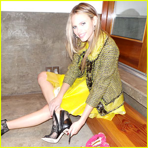 Crisis' Halston Sage: JJ Spotlight of the Week (Behind the Scenes Photos)