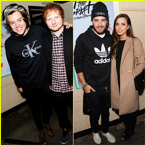 Harry Styles & Liam Payne Show Their Support For Stylist Lou Teasdale at 'The Craft' Launch Party!