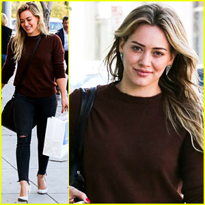 Hilary Duff Reveals Lyrics to New Unreleased Song - Read the Lyrics Here!