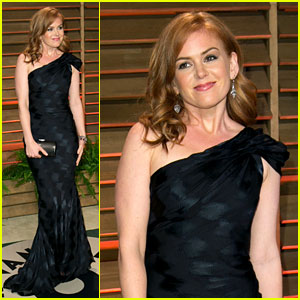 Isla Fisher - Vanity Fair Oscars Party 2014