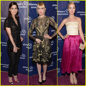 Lizzy Caplan & Beth Behrs Get Glam For A Night At Sardi's!