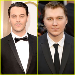 Jack Huston & Paul Dano - Oscars 2014 Red Carpet