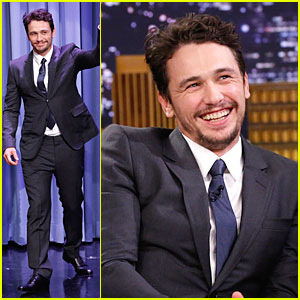 James Franco Likes to Spread the Love with His Happiness!