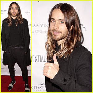 Jared Leto Celebrates Flawless 'LA Confidential' Magazine Cover!