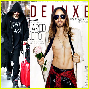 Jared Leto Considered Attending the Academy Awards in Drag!