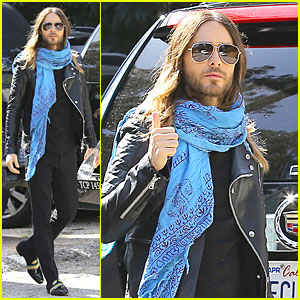 Jared Leto: Thumbs Up for My Best Supporting Actor Oscar Win!