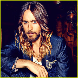 Jared Leto Oozes Sex Appeal in 'Flaunt' BTS Video! (Exclusive)