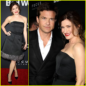 Jason Bateman & Kathryn Hahn: 'Bad Words' LA Premiere!