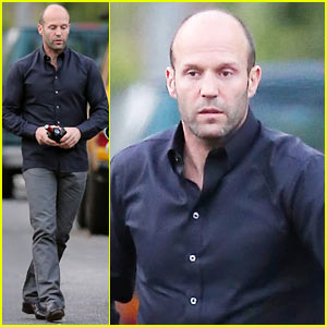 Jason Statham's Film 'Fast & Furious 7' Previews Footage at CinemaCon