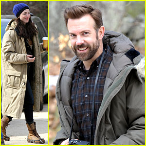 Jason Sudeikis & Rebecca Hall Start Work on 'Tumbledown'