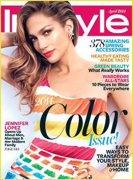 Jennifer Lopez to 'InStyle': I Don't Love Being Alone