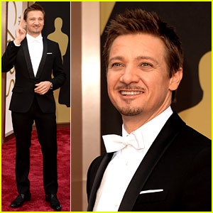 Jeremy Renner Hustles His Way to the Oscars 2014