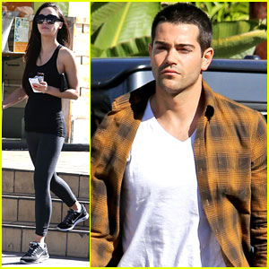 Jesse Metcalfe Has Fun Playing 'Romantic Hero' on 'Dallas'