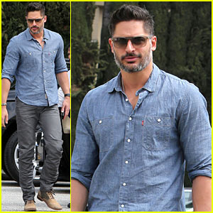 Joe Manganiello Will Be Answering All Your Questions Tomorrow!
