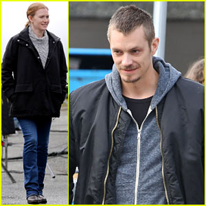 Joel Kinnaman: 'RoboCop' DVD Can Be Yours Very Soon!
