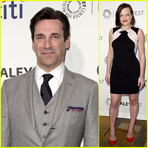 Jon Hamm & Elisabeth Moss Are Up in the Air On 'Mad Men' Season 7 - Watch the New Trailer Now!