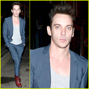 Jonathan Rhys Meyers Will Have to Patiently Wait & See On 'Dracula' Season 2!